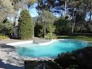 Autre vue de la piscine privée pour votre usage exclusif