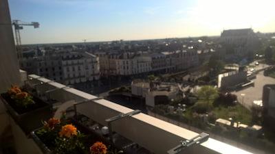 Saint-Vincent, Orléans, Loiret (département), France