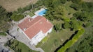 approx 1000sqm of garden and orchard
