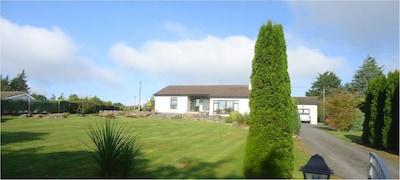 Quin Abbey, Quin, Ennis, County Clare, Ireland