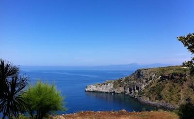 Casa con giardino in Calabria