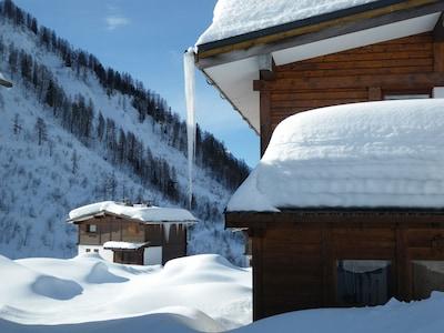 Sesselbahn Morclan, Châtel, Haute-Savoie (Département), Frankreich