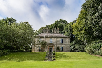 Relaxed Country House in heart of the Scottish Borders