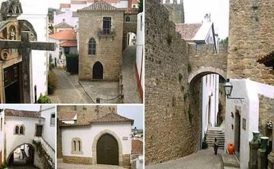 Obidos, District de Leiria, Portugal
