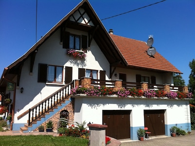 Station Hunspach, Hunspach, Bas-Rhin (departement), Frankrijk