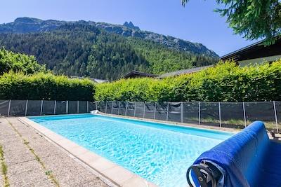 Lac Blanc, Chamonix-Mont-Blanc, Haute-Savoie (département), France