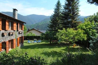 Nuria Valley, Spain
