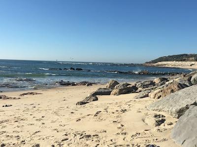 plage buarcos à 300m