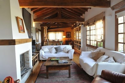 Casa rural (alquiler íntegro) Palacio de Etxauri para 10 personas