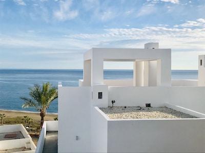 Apartamento primera línea de playa en Mojácar @calaluna.mojacar