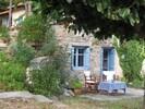 Lower garden terrace