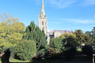 Ixworth, Bury St Edmunds, Angleterre, Royaume-Uni