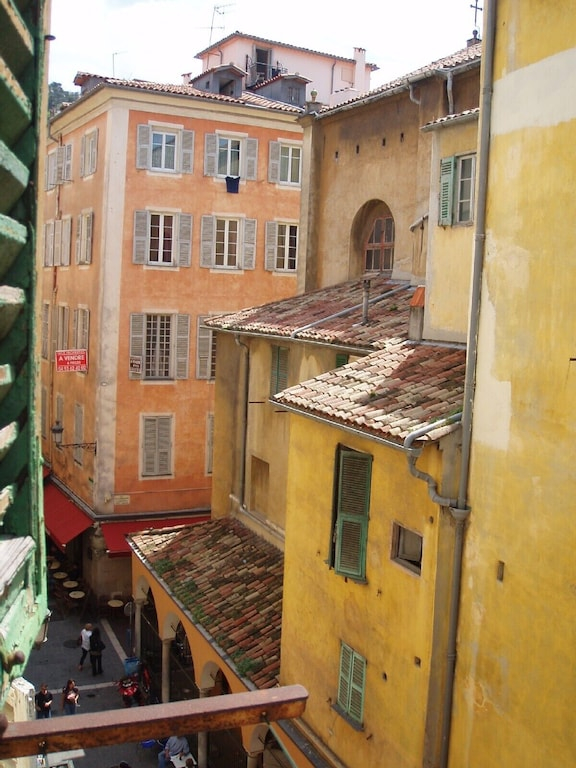 Charming Provencale apartment in Old Nice - Old Town