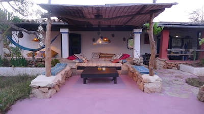 Finca / casa tipica de Formentera. 5 stanze. 6 persone