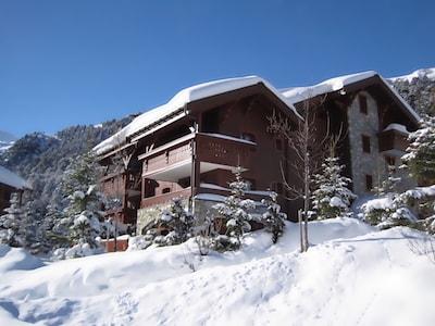 Lovely Apartment @ Les Alpages du Mottaret