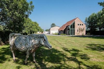 Assebroek, Brügge, Bezirk Flandern, Belgien