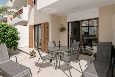 Private Patio /Garden Area