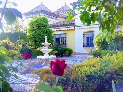Arriate, Andalusia, Spain
