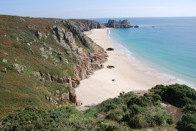 St Cyrs House-Furthest West Cornish Holidays-Attractive 3 Bed House-Rural Views