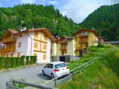 Mezzana, Trentino-Zuid-Tirol, Italië