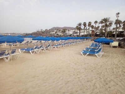 Beautiful Playa Flamingo Beach