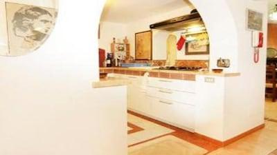 Appartamento in villa a Roma, zona Macchione di Castelfusano