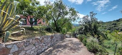 Strand Capo Bianco, Portoferraio, Toskana, Italien