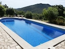 9x4 metre pool with step access