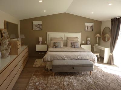 Suite parentale chambre de 22 m2