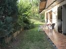 (Petite) Terrasse  (Côté Cuisine et Salle à Manger)
