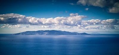 Cala Piccola Beach, Monte Argentario, Tuscany, Italy
