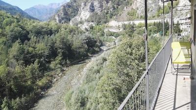 Macra, Piedmont, Italië