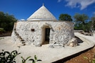 Our wonderful 300 year old fully restored trullo with its Puglian charm