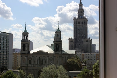 Blue City, Warsaw, Masovian Voivodeship, Poland