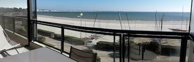 Terrasse face mer