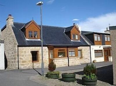 Fearn Station, Tain, Scotland, United Kingdom