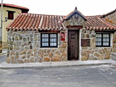 Casa rural (alquiler íntegro) El Rincón para 6 personas