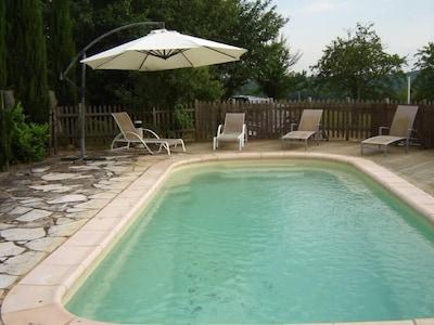 Campagnac-lès-Quercy, Dordogne, France