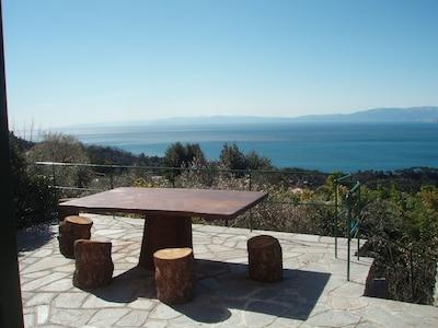 Camogli, Ligurie, Italie