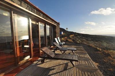 Phare d'Orchilla, El Pinar de El Hierro, Iles Canaries, Espagne