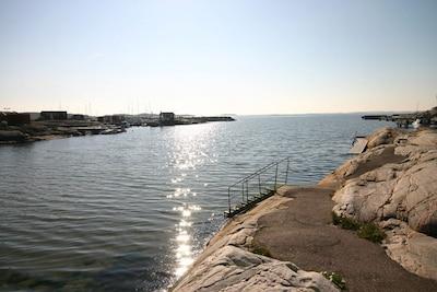 Landvettersjon Lake, Landvetter, Molnlycke, Vastra Gotaland County, Sweden
