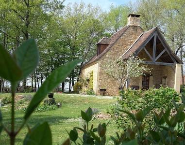 Mansac, Département Corrèze, Frankreich