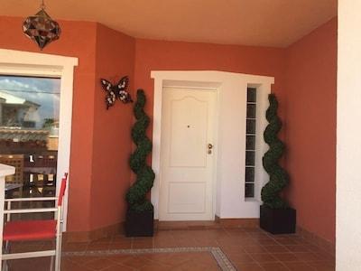 Rincon de Loix, Benidorm ,5 Bed Villa. games room, optional heated pool