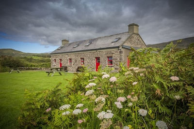 Pier Cottage in the Spring