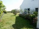 jardin coté garage