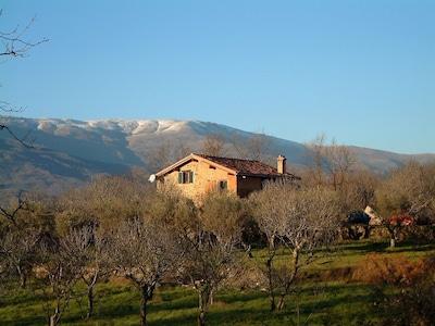 Amplia y luminosa granja cerca del pintoresco pueblo de montaña