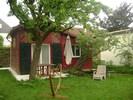 maison  + terrasse + jardin