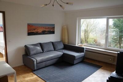 Familienfreundliche Ferienwohnung in bester Lage direkt in Stadt Stuttgart