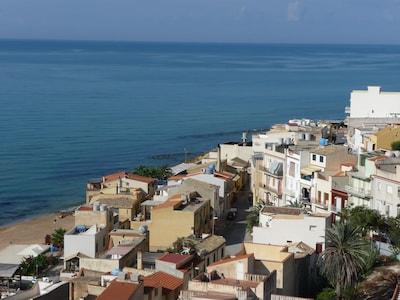Casa Giglio von oben