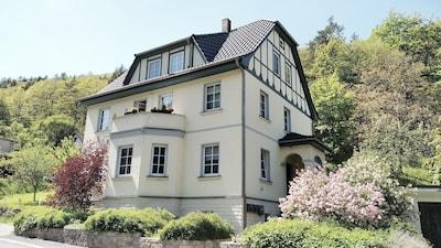 Friedrich-Froebel Museum, Bad Blankenburg, Thuringia, Germany